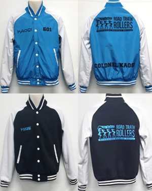 reversible bomber jacket, A1 Apparel