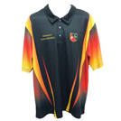 Golf polo shirts, Golf pennant shirts, A1 Apparel