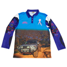 4WD sublimated shirts - 4WD club shirts - a1 apparel adelaide