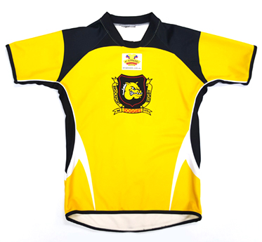 custom made rugby jersey