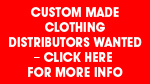 custom clothing distributors wanted at a1 apparel